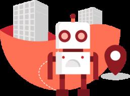 robot; imdi funds; imdi rojo
